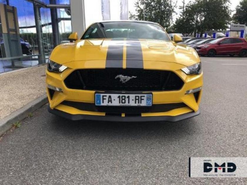 Ford Mustang Fastback 5.0 V8 450ch Gt - Visuel #9