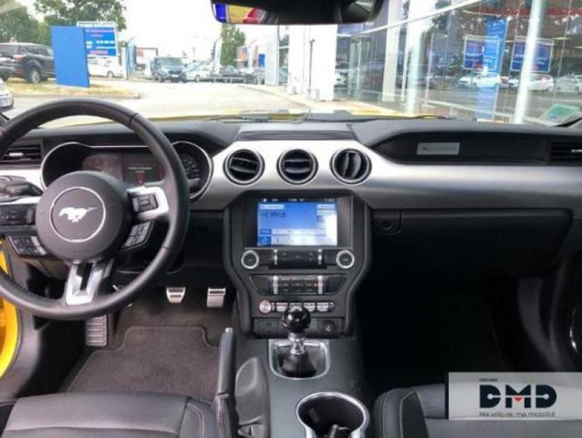 Ford Mustang Fastback 5.0 V8 450ch Gt - Visuel #4
