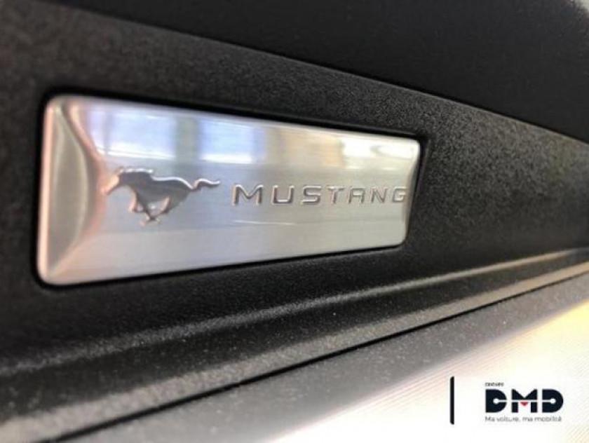 Ford Mustang Fastback 5.0 V8 450ch Gt - Visuel #13