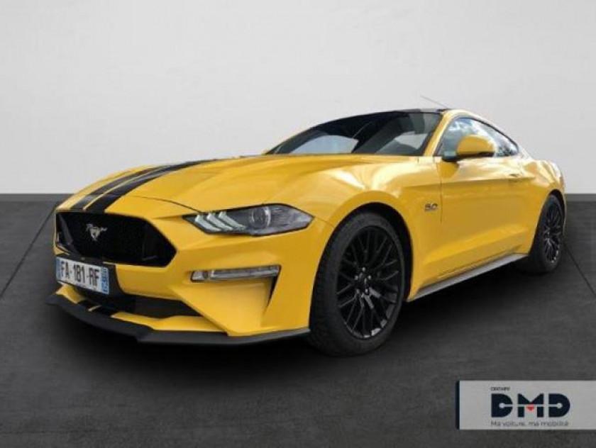 Ford Mustang Fastback 5.0 V8 450ch Gt - Visuel #1