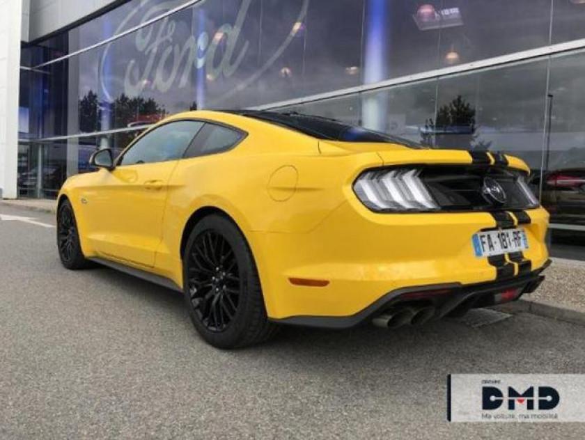 Ford Mustang Fastback 5.0 V8 450ch Gt - Visuel #3