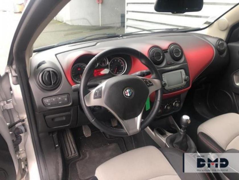 Alfa Romeo Mito 1.4 Mpi 78ch Edizione Stop&start - Visuel #4