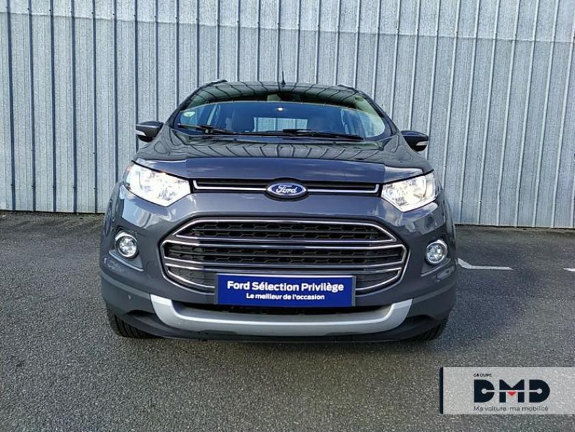 Ford Ecosport 1.5 Tdci 95ch Fap Titanium - Visuel #4