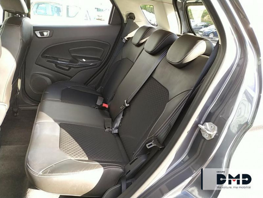 Ford Ecosport 1.5 Tdci 95ch Fap Titanium - Visuel #10