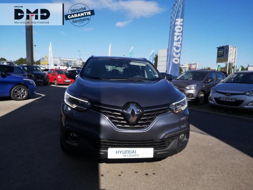 Renault Kadjar 1.6 Dci 130ch Energy Zen - Visuel #4