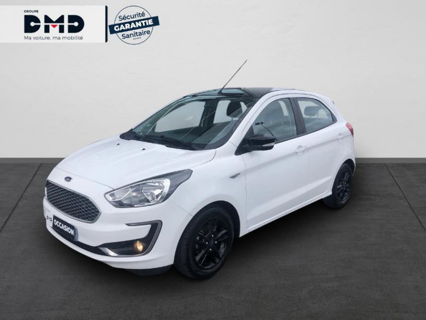 Ford Ka+ 1.2 Ti-vct 85ch S&s White Edition - Visuel #1