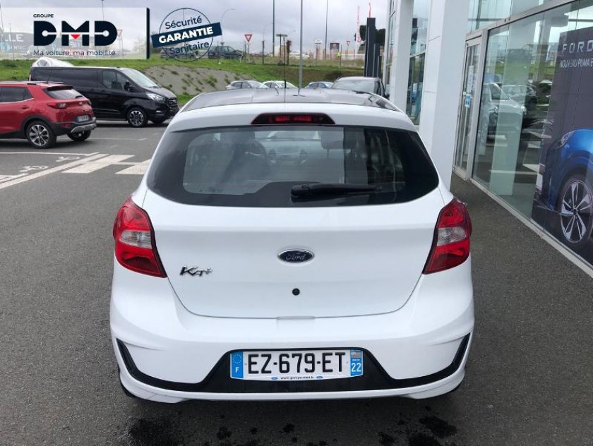 Ford Ka+ 1.2 Ti-vct 85ch S&s White Edition - Visuel #11