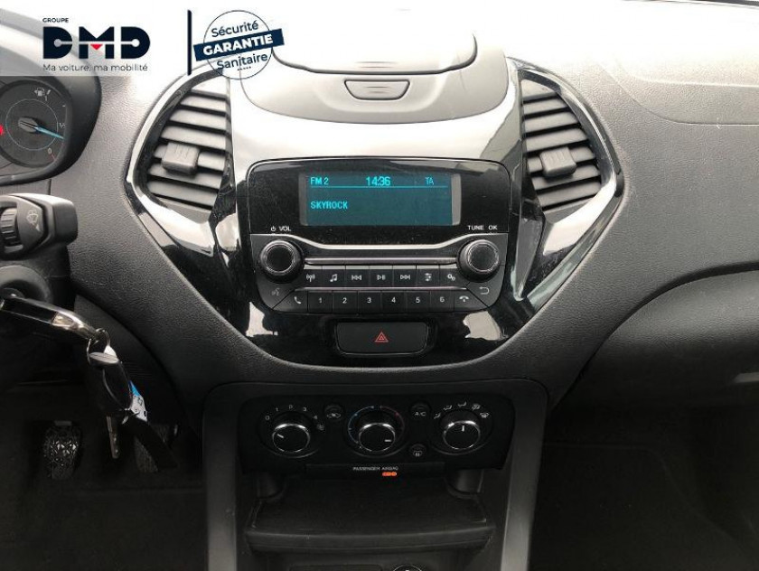 Ford Ka+ 1.2 Ti-vct 85ch S&s White Edition - Visuel #6
