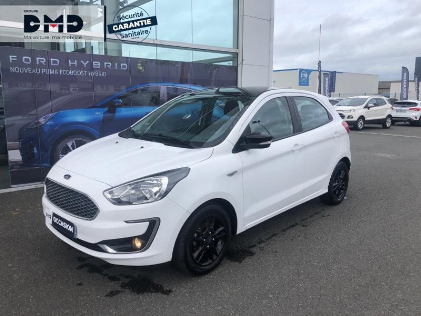 Ford Ka+ 1.2 Ti-vct 85ch S&s White Edition - Visuel #14