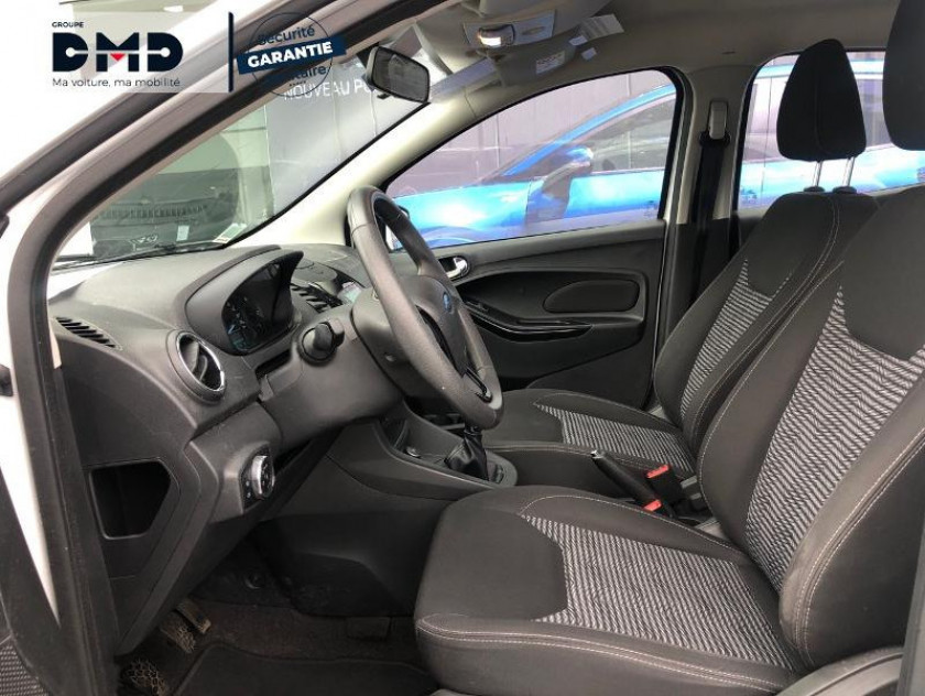 Ford Ka+ 1.2 Ti-vct 85ch S&s White Edition - Visuel #9