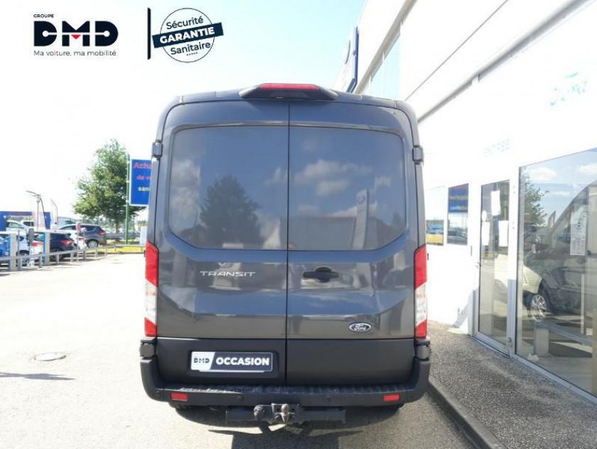 Ford Transit 2t Fg T350 L2h2 2.0 Ecoblue 185ch S&s Limited Bva - Visuel #11