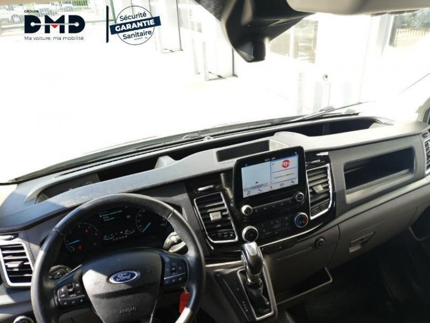 Ford Transit 2t Fg T350 L2h2 2.0 Ecoblue 185ch S&s Limited Bva - Visuel #5