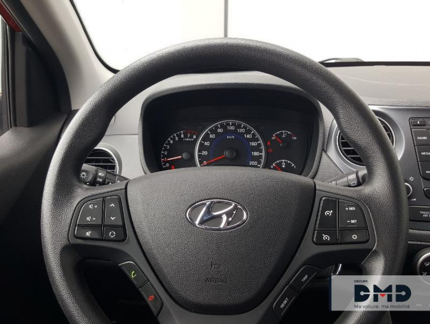 Hyundai I10 1.0 66ch Intuitive - Visuel #7