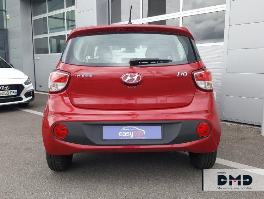 Hyundai I10 1.0 66ch Intuitive - Visuel #11