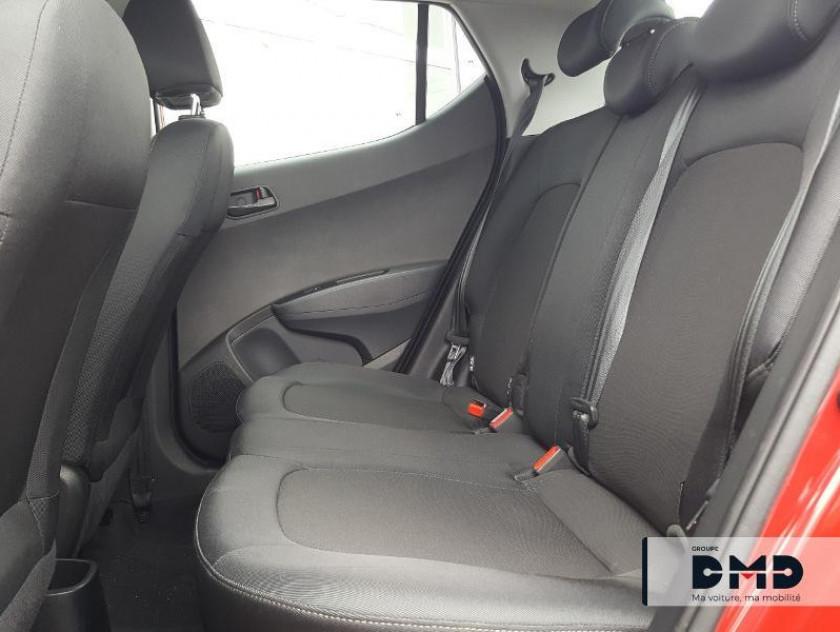 Hyundai I10 1.0 66ch Intuitive - Visuel #10