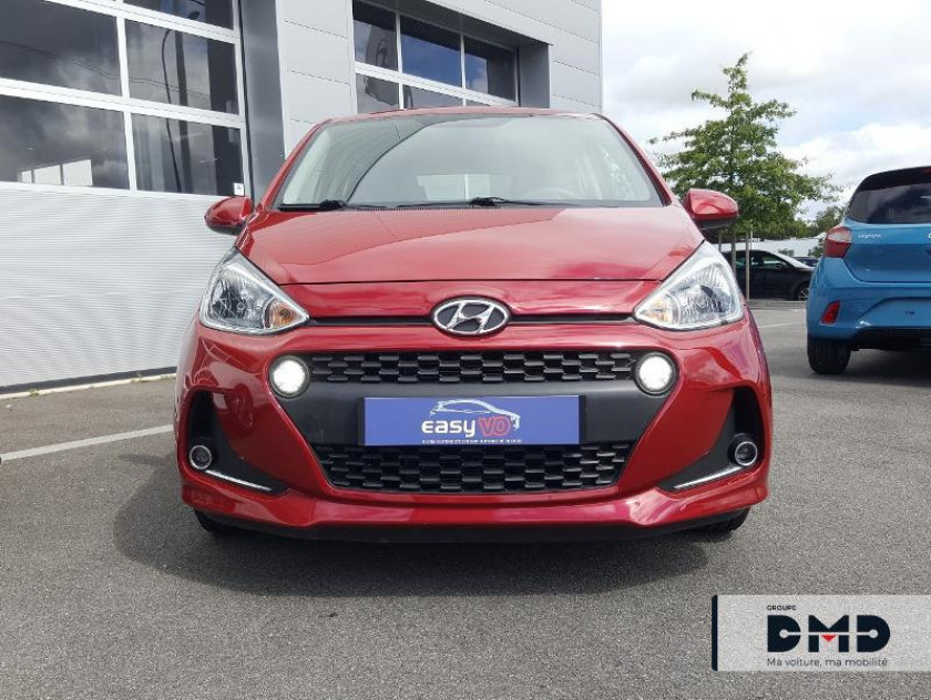 Hyundai I10 1.0 66ch Intuitive - Visuel #4