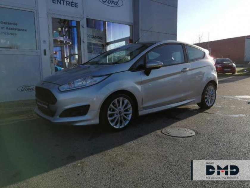 Ford Fiesta 1.0 Ecoboost 125ch Stop&start Sport 3p - Visuel #17