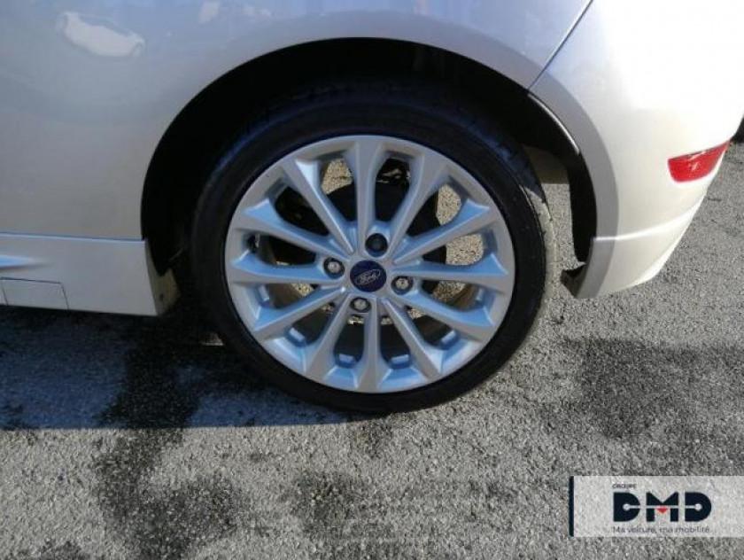 Ford Fiesta 1.0 Ecoboost 125ch Stop&start Sport 3p - Visuel #13