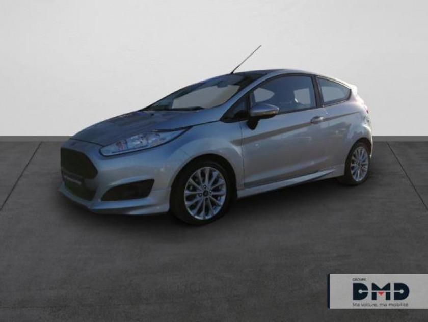 Ford Fiesta 1.0 Ecoboost 125ch Stop&start Sport 3p - Visuel #1