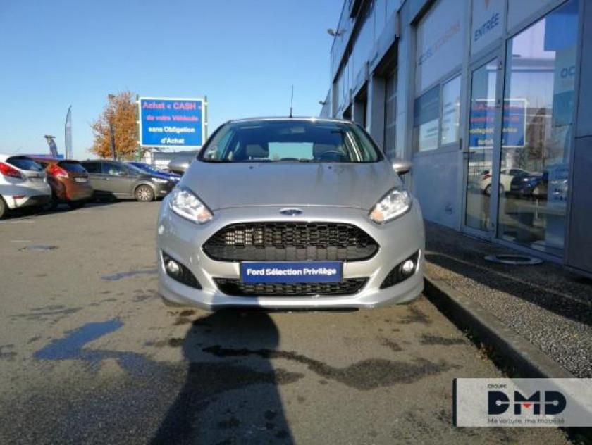 Ford Fiesta 1.0 Ecoboost 125ch Stop&start Sport 3p - Visuel #4