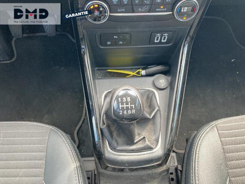 Ford Ecosport 1.0 Ecoboost 125ch Titanium Business Euro6.2 - Visuel #8