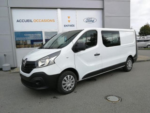 Renault Trafic Fg L2h1 1200 1.6 Dci 125ch Energy Cabine Approfondie Grand Conf