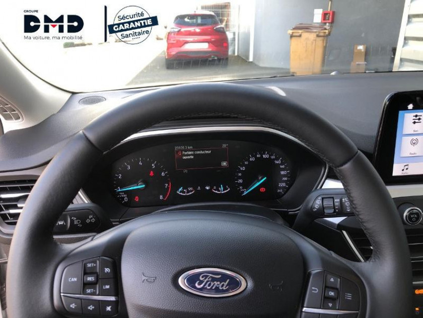 Ford Focus 1.0 Ecoboost 100ch Trend Business 98g - Visuel #7