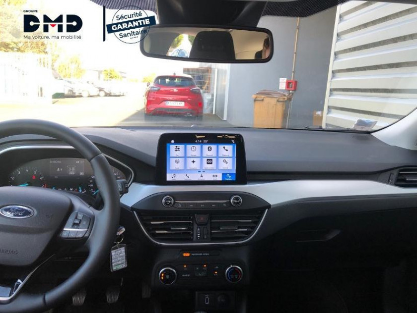 Ford Focus 1.0 Ecoboost 100ch Trend Business 98g - Visuel #5