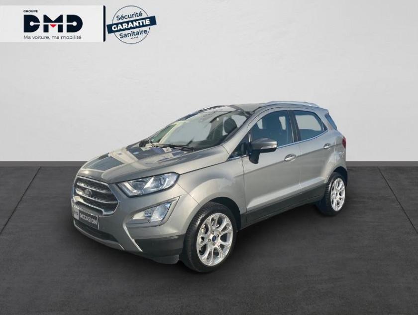 Ford Ecosport 1.5 Ecoblue 95ch Titanium - Visuel #1