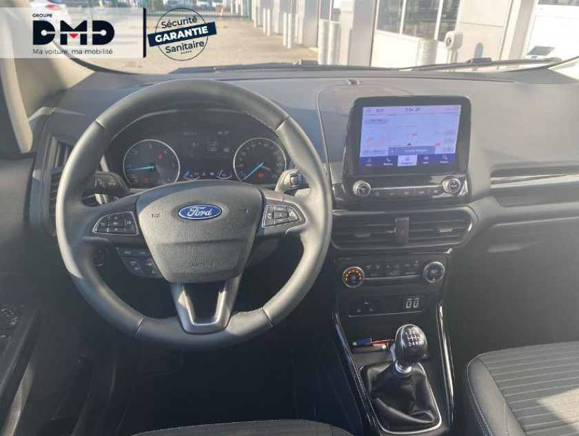 Ford Ecosport 1.5 Ecoblue 95ch Titanium - Visuel #5