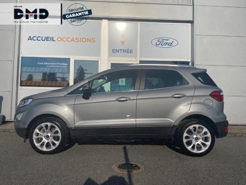 Ford Ecosport 1.5 Ecoblue 95ch Titanium - Visuel #2