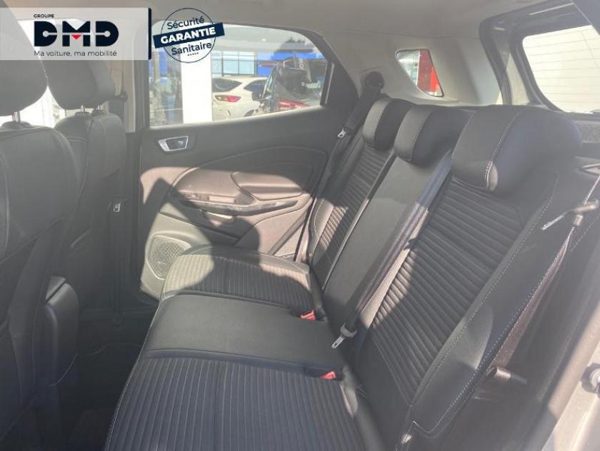 Ford Ecosport 1.5 Ecoblue 95ch Titanium - Visuel #10