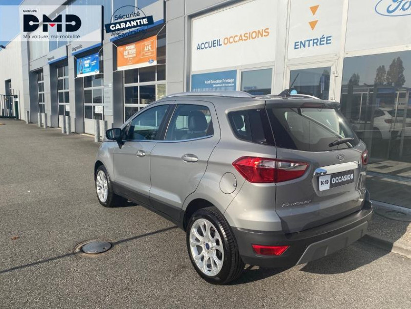 Ford Ecosport 1.5 Ecoblue 95ch Titanium - Visuel #3