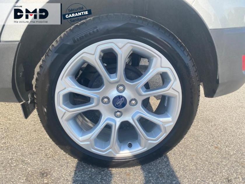 Ford Ecosport 1.5 Ecoblue 95ch Titanium - Visuel #13