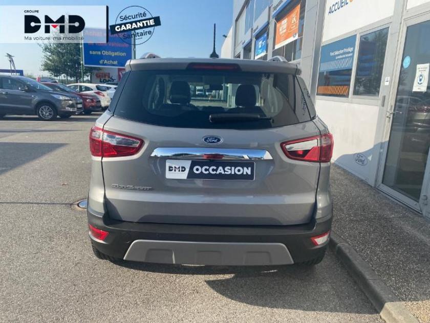 Ford Ecosport 1.5 Ecoblue 95ch Titanium - Visuel #11