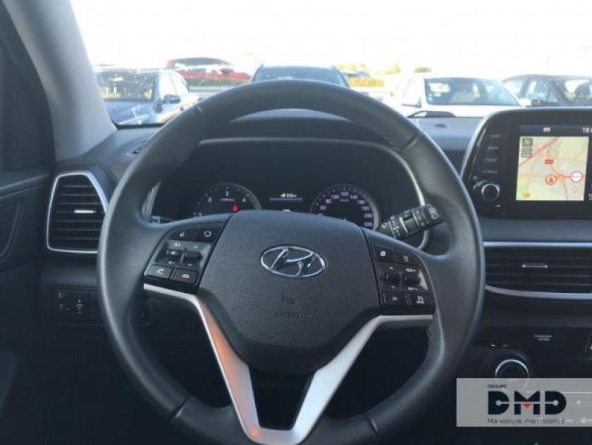 Hyundai Tucson 1.6 Crdi 115ch Creative - Visuel #7