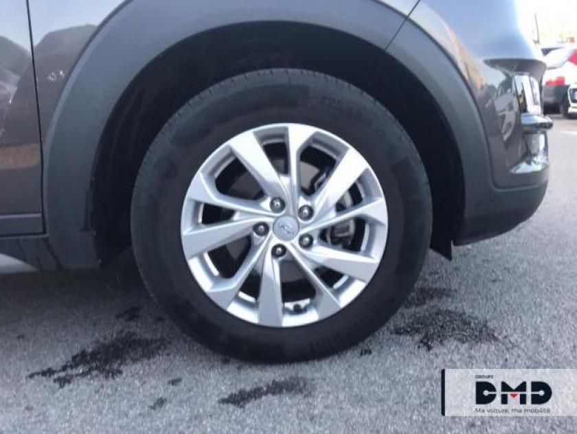 Hyundai Tucson 1.6 Crdi 115ch Creative - Visuel #13