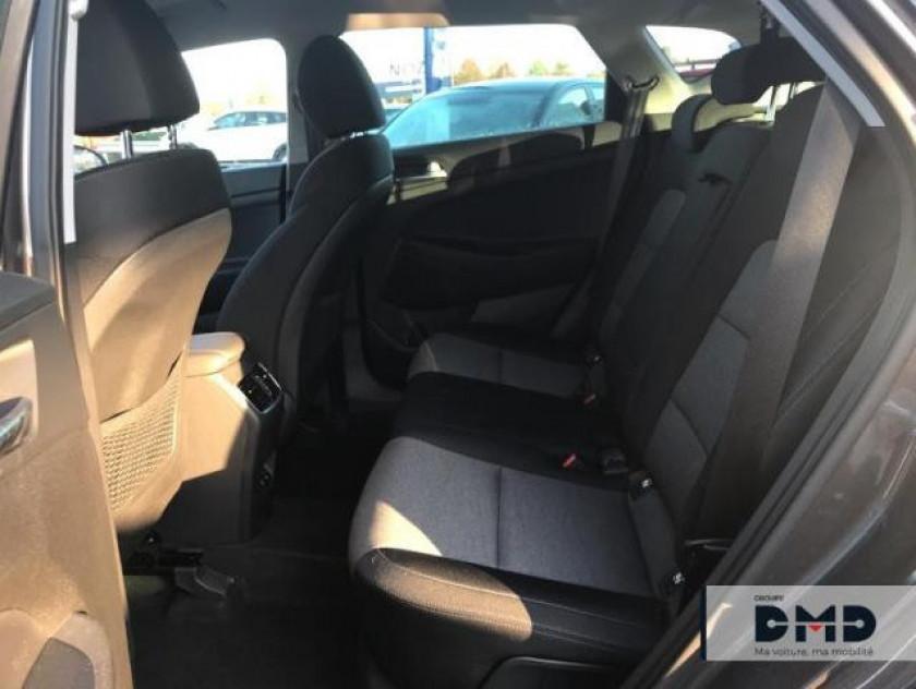 Hyundai Tucson 1.6 Crdi 115ch Creative - Visuel #10