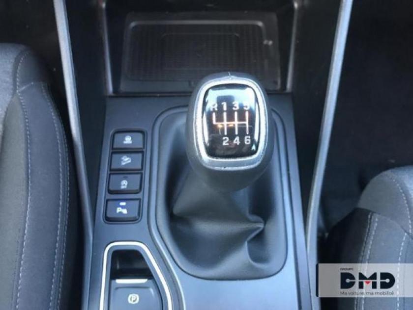Hyundai Tucson 1.6 Crdi 115ch Creative - Visuel #8