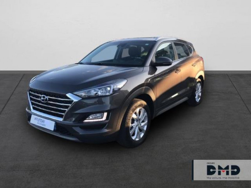 Hyundai Tucson 1.6 Crdi 115ch Creative - Visuel #1