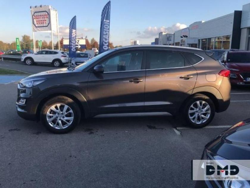 Hyundai Tucson 1.6 Crdi 115ch Creative - Visuel #2