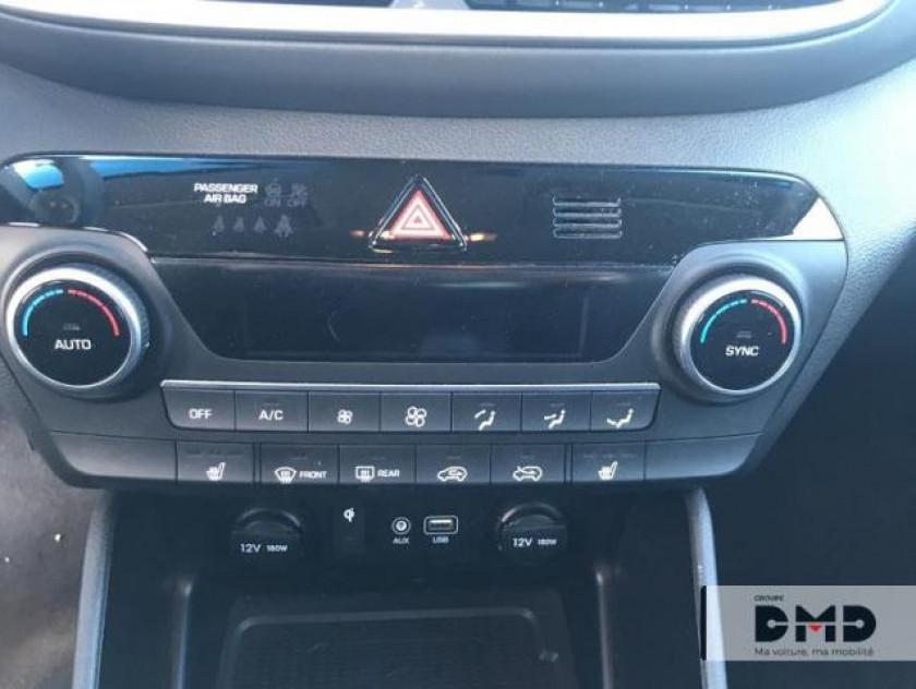 Hyundai Tucson 1.6 Crdi 115ch Creative - Visuel #14