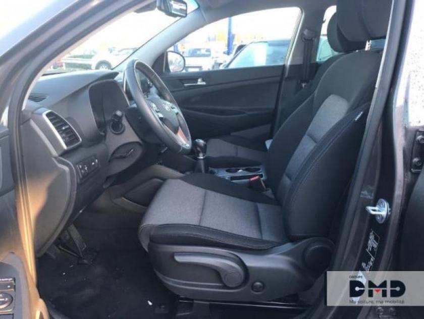 Hyundai Tucson 1.6 Crdi 115ch Creative - Visuel #9