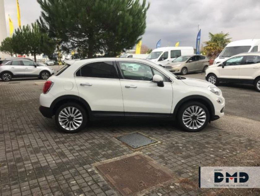 Fiat 500x 1.4 Multiair 16v 140ch Lounge - Visuel #2