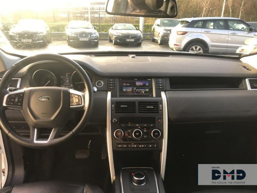 Land-rover Discovery Sport 2.0 Td4 150ch Awd Se Bva Mark Ii - Visuel #5