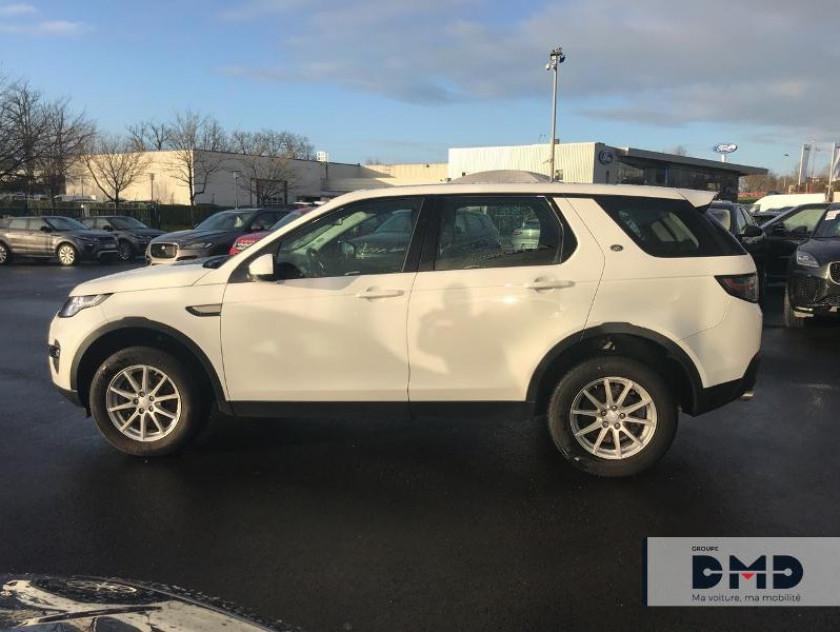 Land Rover Discovery Sport 2.0 Td4 150ch Awd Se Bva Mark Ii - Visuel #2