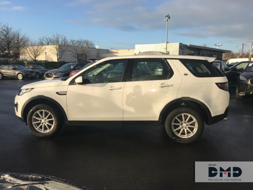 Land-rover Discovery Sport 2.0 Td4 150ch Awd Se Bva Mark Ii - Visuel #2