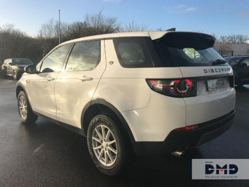 Land-rover Discovery Sport 2.0 Td4 150ch Awd Se Bva Mark Ii - Visuel #3