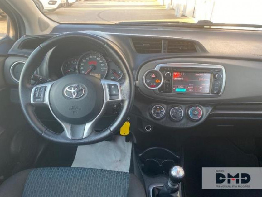 Toyota Yaris 90 D-4d Dynamic 5p - Visuel #5