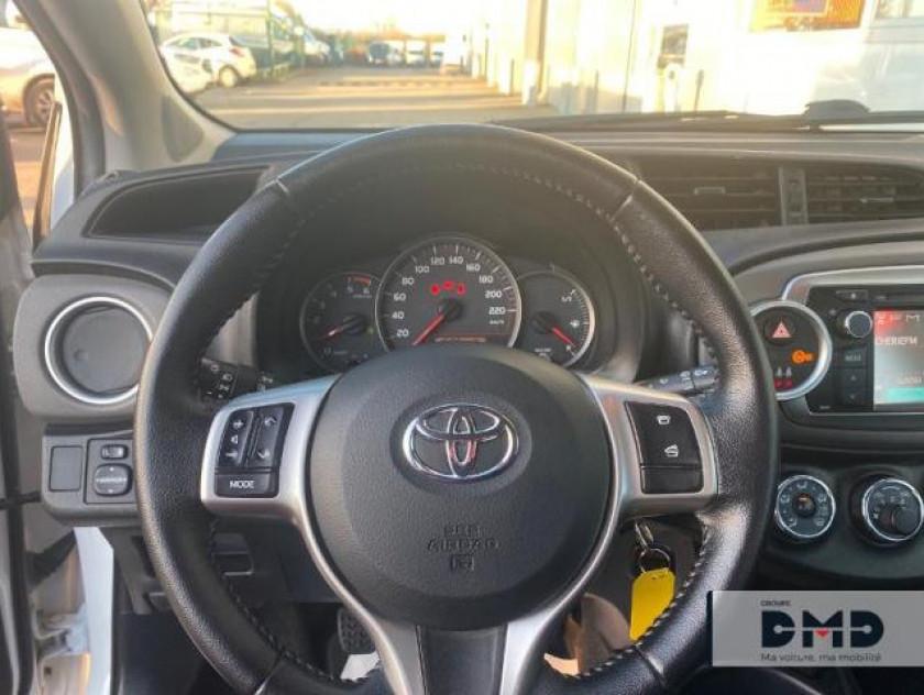 Toyota Yaris 90 D-4d Dynamic 5p - Visuel #7